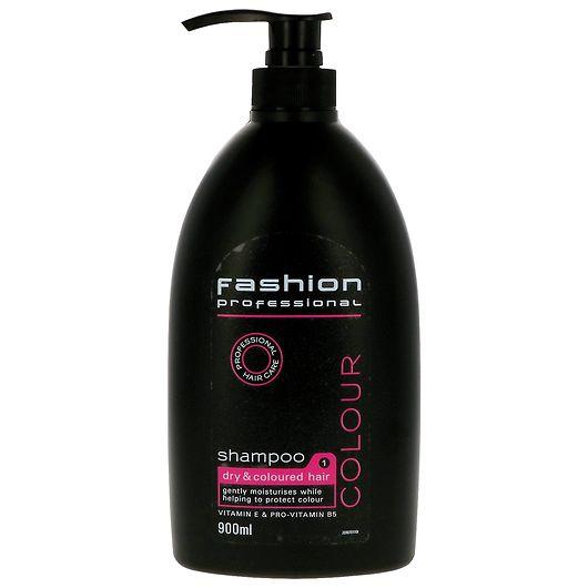 Shampoo 900 ml - Tørt og farvet hår
