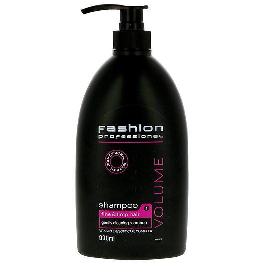 Shampoo 900 ml - Fint og tyndt hår