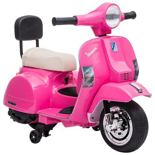 Vespa scooter PX150 6V - pink