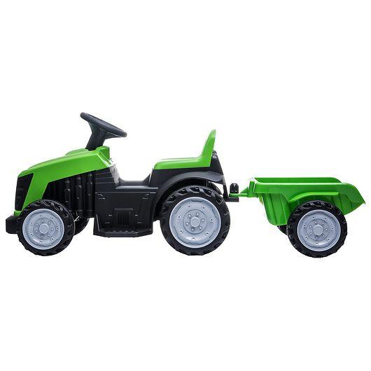 Traktor med anhænger 6V