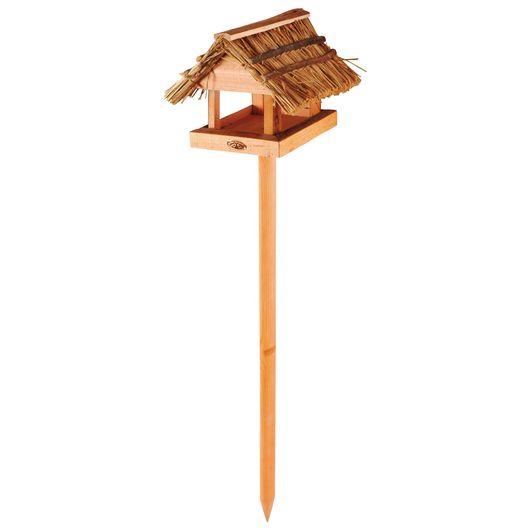 Fuglefoderhus på spyd 113 cm