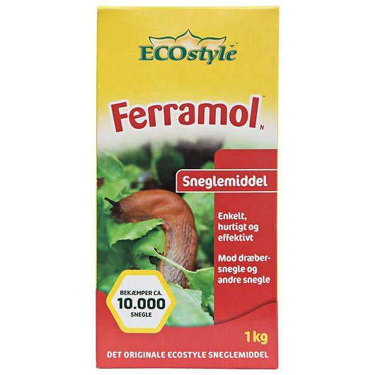 ECOstyle - Ferramol sneglemiddel 1 kg