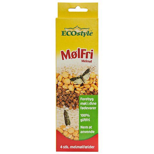 MølFri - Melmøl 4-pak