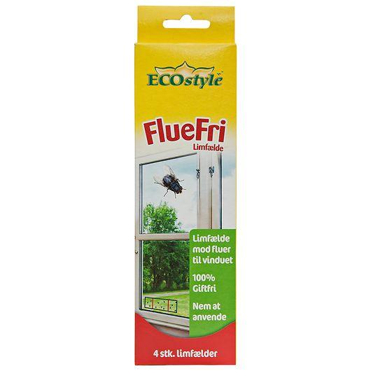 FlueFri - Limfælde 4-pak