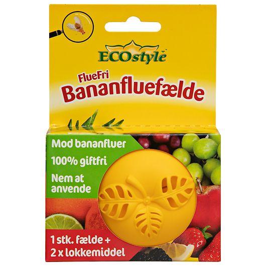 ECOstyle FlueFri - Bananfluefælde