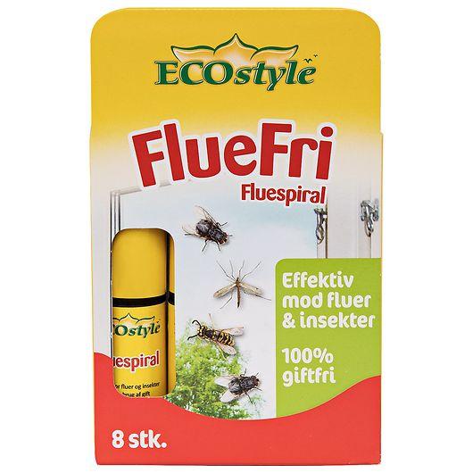 ECOstyle FlueFri - Fluespiral 8-pak