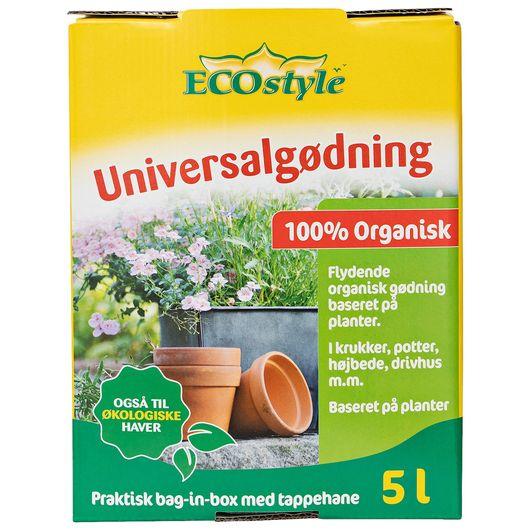 ECOstyle universalgødning - 5 liter