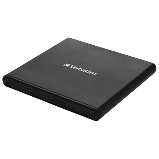 Verbatim - Eksternt DVD-drev/brænder til USB