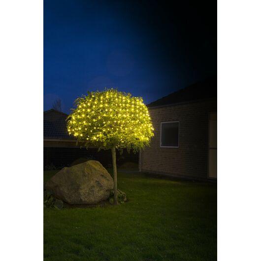 Nowel - Netlys 160 LED varm hvid
