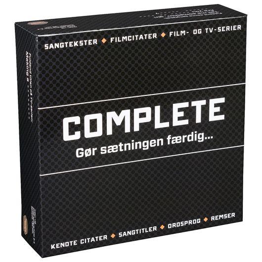 Spil - Complete