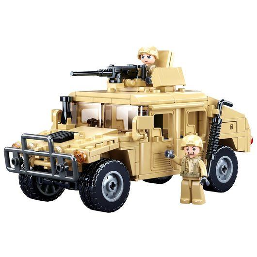 Sluban - Modelbricks - Hummer H2 265 dele