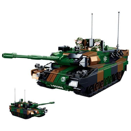 Sluban - Modelbricks - Leopord Battle Tank 766dele