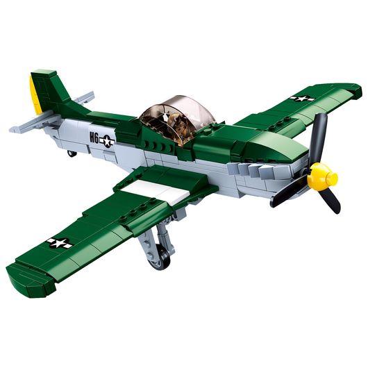 Sluban - Army - P-51D Fighter 323 dele