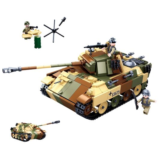 Army - Medium Tanker 725 dele