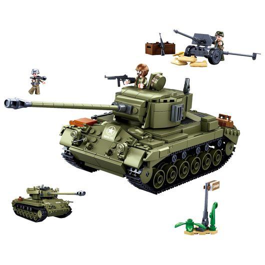 Army - M261 Pershing Medium Tank 742 dele