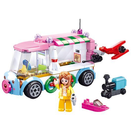 Sluban - Town - Toy Store 143 dele