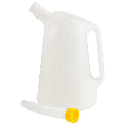 Påfyldningskande med hældetud 3 liter