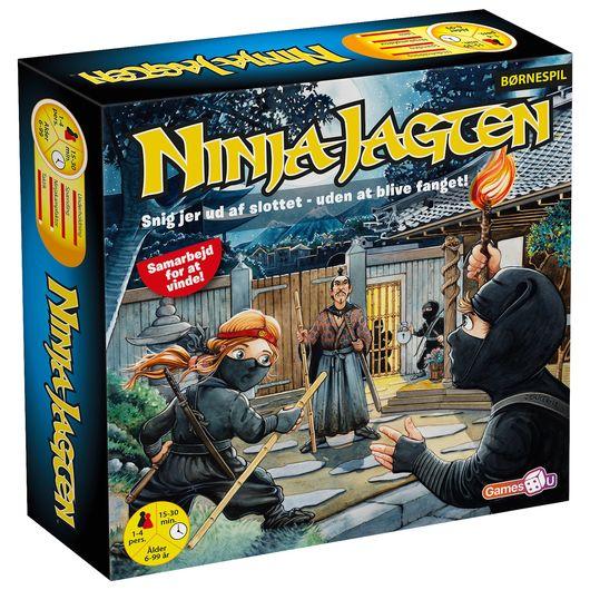 Spil - Ninjajagten