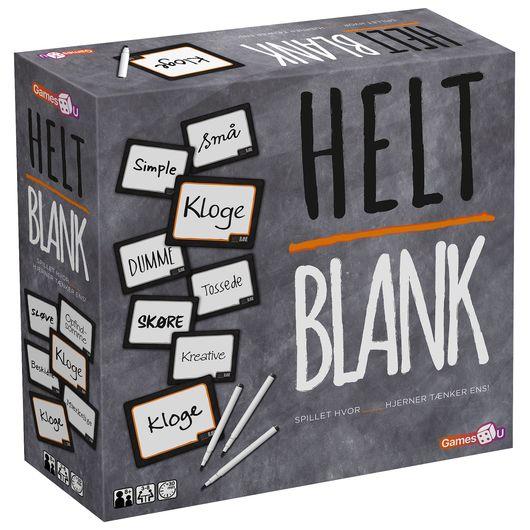 Spil - Helt Blank