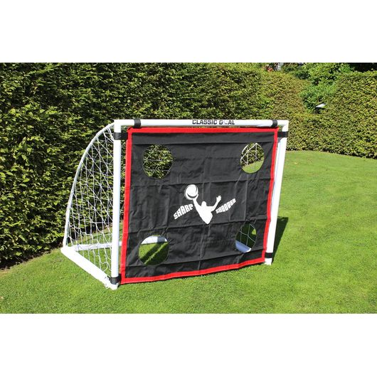 Sharp Shooter til Classic Goal mål - 135 x 165 cm
