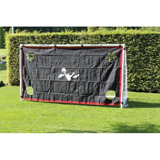 Sharp Shooter til Euro Goal mål - 150 x 275 cm