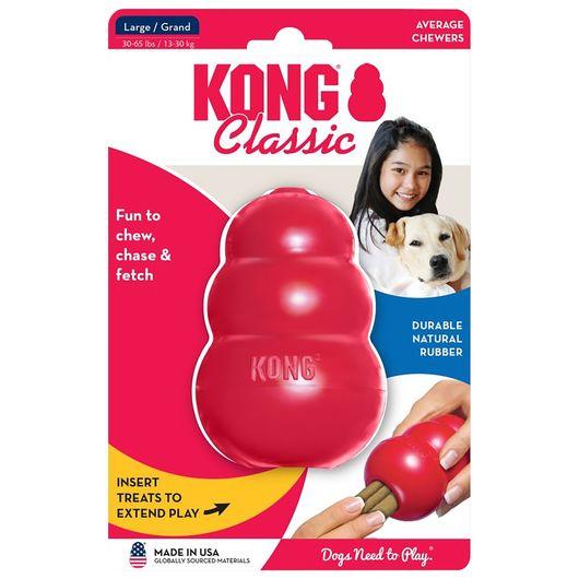 Kong Classic - Hundelegetøj - large
