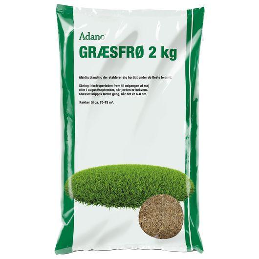 Adano - Græsfrø 2 kg