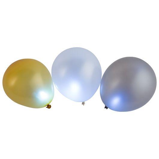 LED-ballon 3-pak