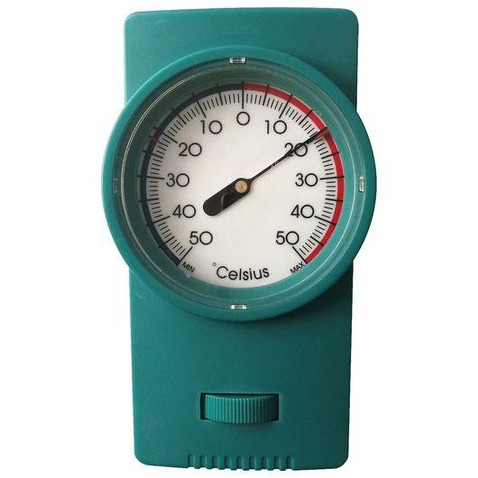 Drivhustermometer