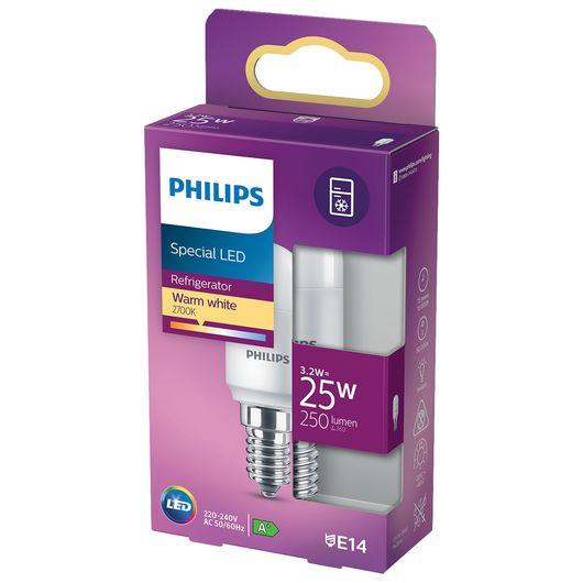 Philips - Køleskabspære 3,2W E14
