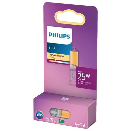 Philips kapselpære 2W G9