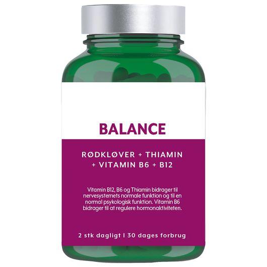 Kosttilskud - Balance 60-pak