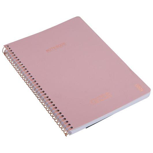 KOZO notesbog A5 80 g - Rosa