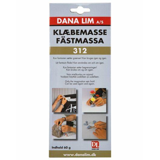 DANA LIM - Klæbemasse 312 - 60 g