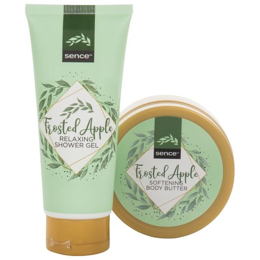 Sence - Gaveæske - shower gel og body butter