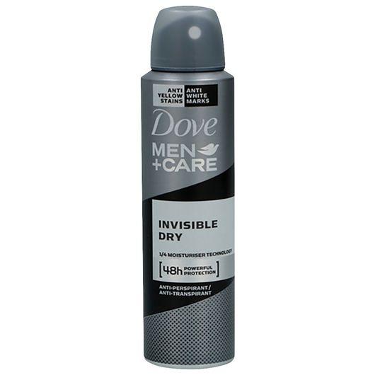 Dove - Deospray Men+Care Invisible Dry 150 ml