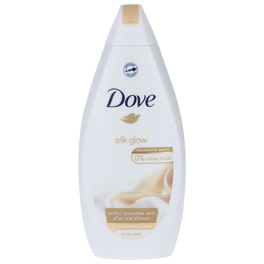 Dove Shower Gel - Silk Glow  500 ml