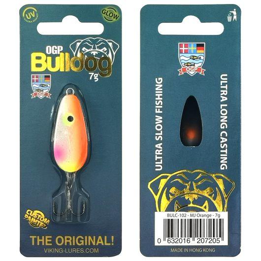 OGP Bulldog blink 7 g - MJ orange