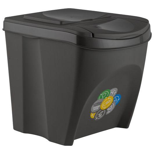 Affaldssorteringssæt 3 stk