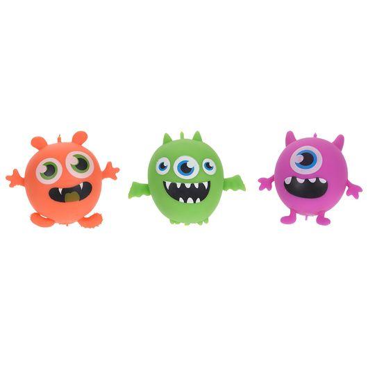 Monster klemmedyr - assorterede modeller