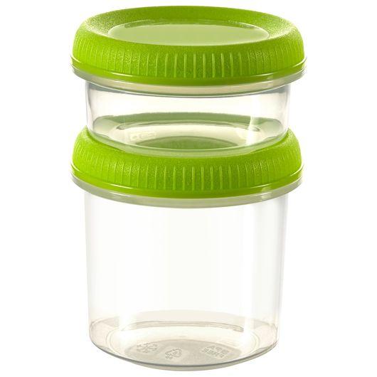 Snackbeholder 80 + 150 ml
