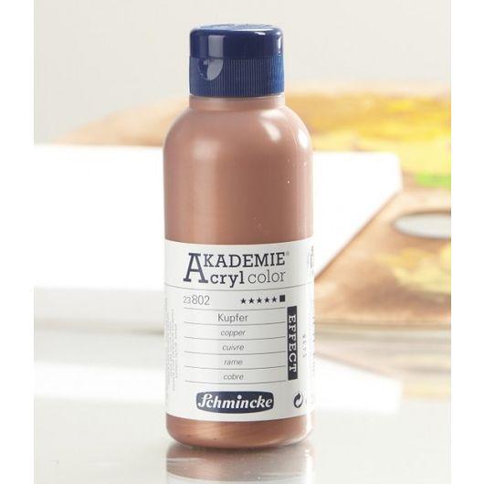 Schmincke - Akryl 250 ml - kobber