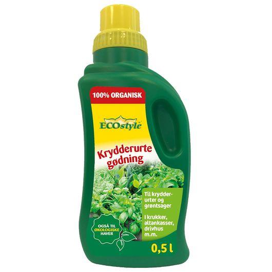 ECOstyle - Krydderurtegødning 500 ml