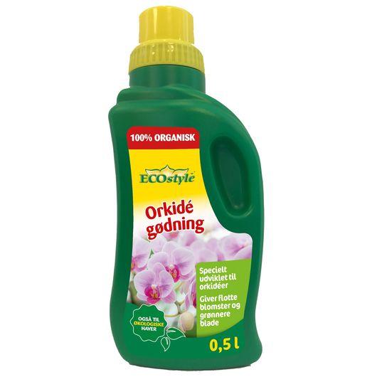 ECOstyle orkidégødning - 500 ml