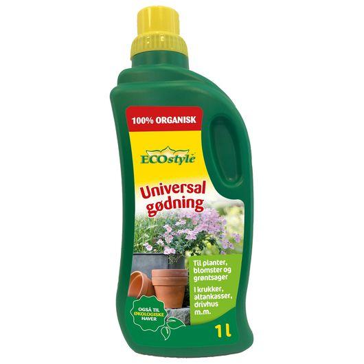 ECOstyle - Universalgødning 1 liter