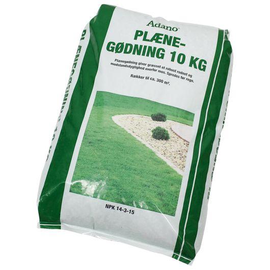 Adano plænegødning, mineralsk - 10 kg