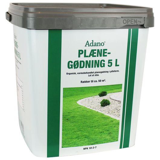 Adano organisk plænegødning - 5 L