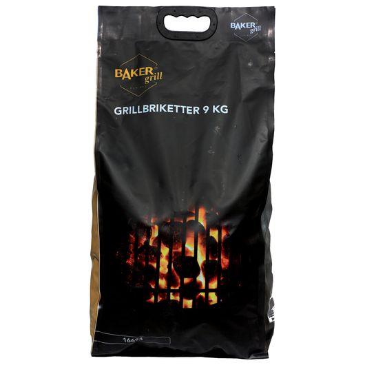 Grillbriketter 9 kg