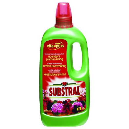 Substral Udendørs plantenæring - 1 liter