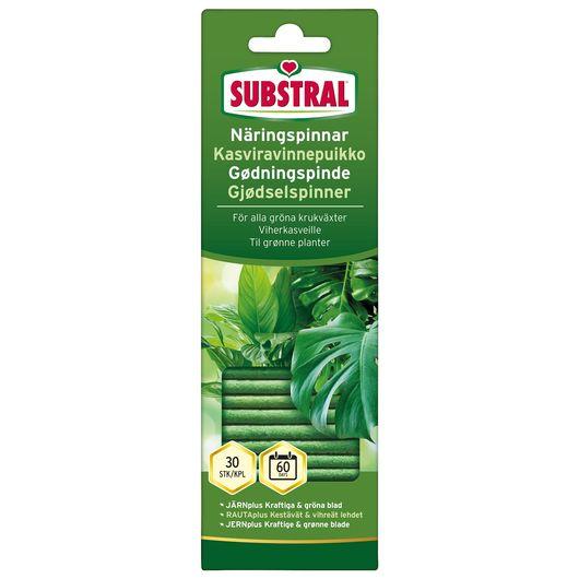 Substral Gødningspinde - Plante 30-pak
